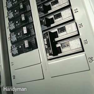 Testing a Circuit Breaker Panel for 240-Volt Electrical Service