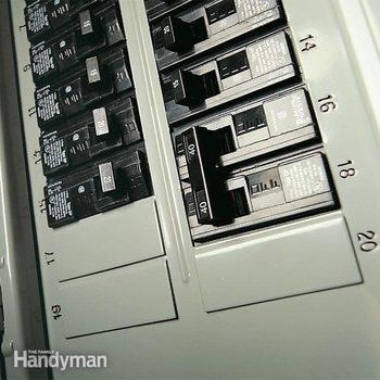 Testing a Circuit Breaker Panel