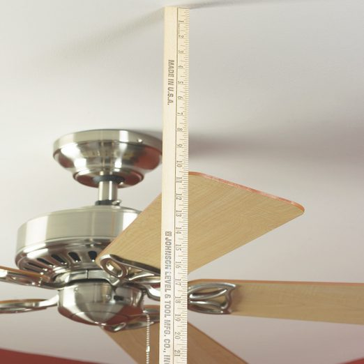 how to balance a ceiling fan