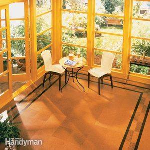 How to Install Cork Tile Flooring