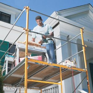 How to Work with Scaffolding Safely