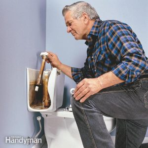 How to Fix a Running Toilet