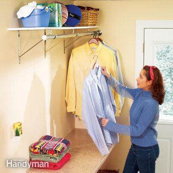 laundry room laundry folding table