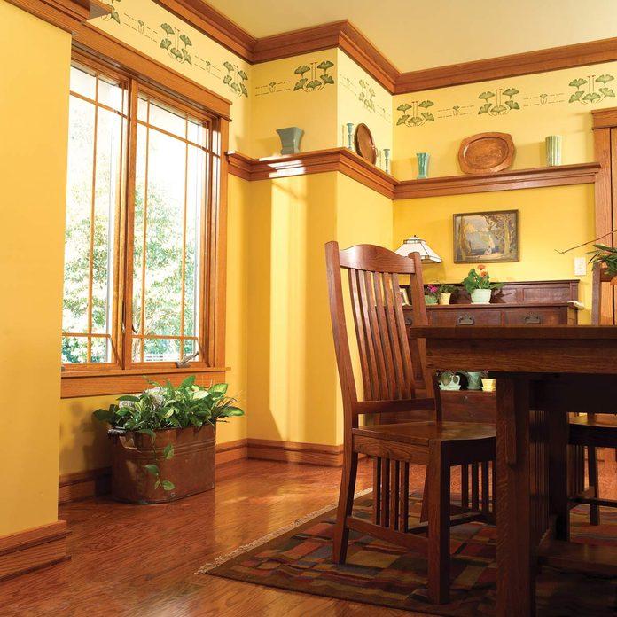 craftsman window trim and other trim