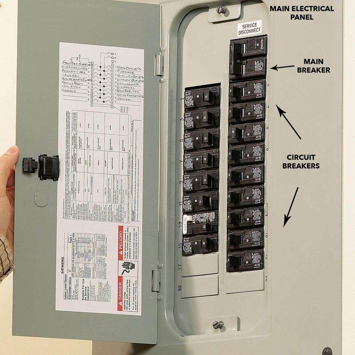 circuit breakers diagram