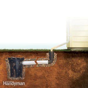 Wet Basement Repair: Curing a Wet Basement