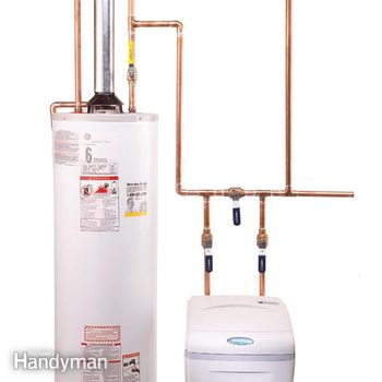 water softener installation water softener installation, how to install a water softener