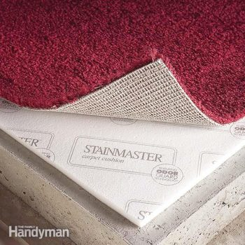 waterproof carpet pad