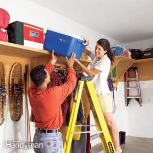 Garage Storage Ideas: Find Unused Space