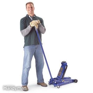 Buying a Car Jack and Jack Stands