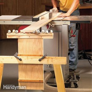 How to Build an Outfeed Table