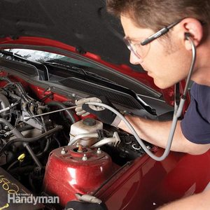 Diagnose Car Problems With a Stethoscope