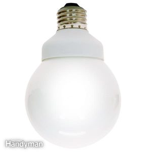 Switch to Compact Fluorescent Light Bulbs and Save Energy