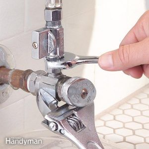 Fix a Leaky Shutoff With a Supply Valve Piggyback