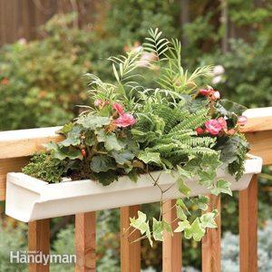 Deck: How to Build a Deck Planter