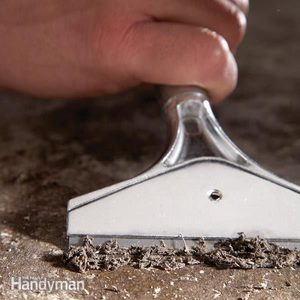 How to Tile: Prepare Concrete for Tile