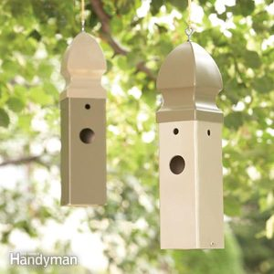 Bird House: How to Build a Wren House