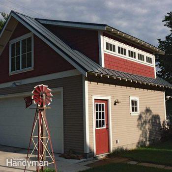 garage building plans