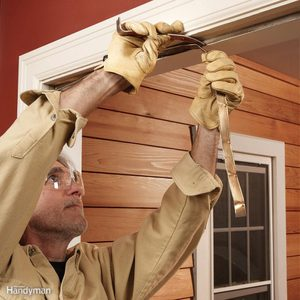 Replace Weather Stripping