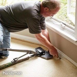 How to Repair Carpet: Removing Wrinkles