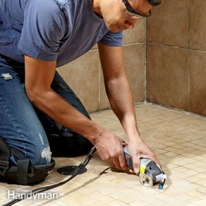 How to Remove Grout