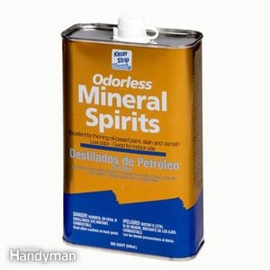Mineral Spirits vs Paint Thinner