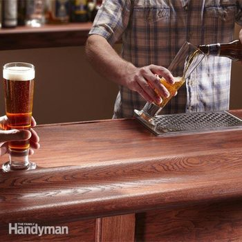 Bar plans diy bar