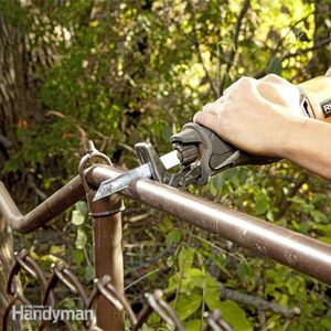 How to Repair a Chain Link Fence