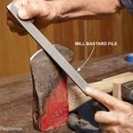 Sharpening Knives, Scissors and Tools