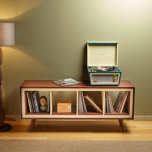 Get the Look Ikea Hack: Mid-Century Modern Console