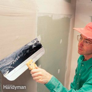 Drywall Butt Joints Made Easy