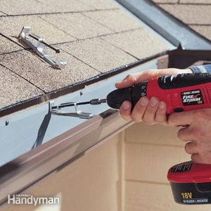 How to Fix Gutters