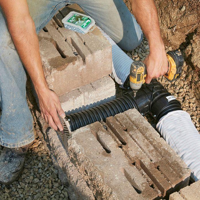 Retaining wall drainage   Construction Pro Tips