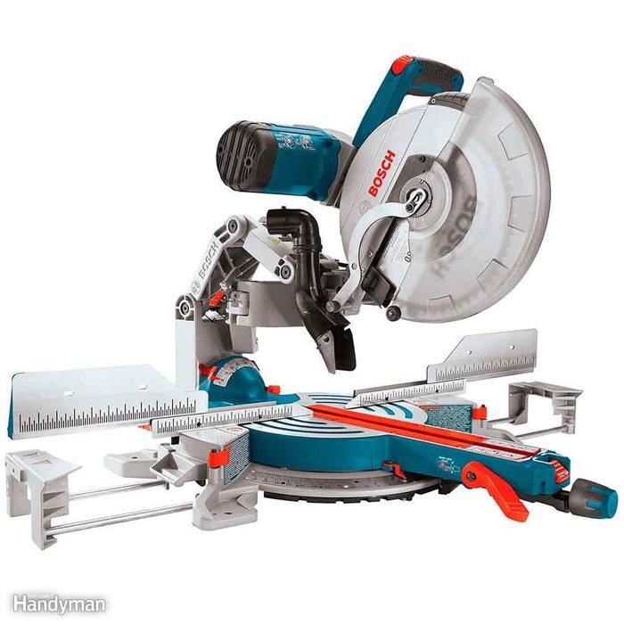 Bosch 12-in. Dual-Bevel Glide Miter Saw