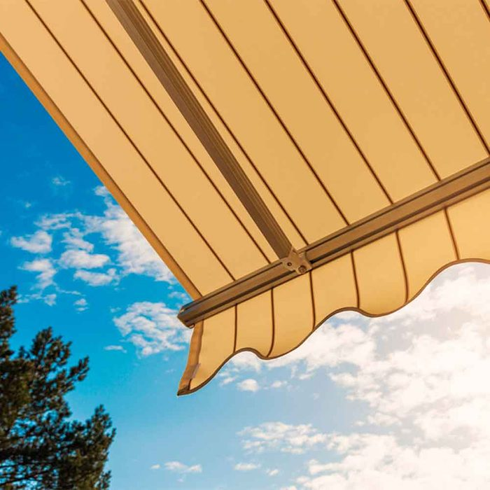 Add Shade With Canopies and Awnings