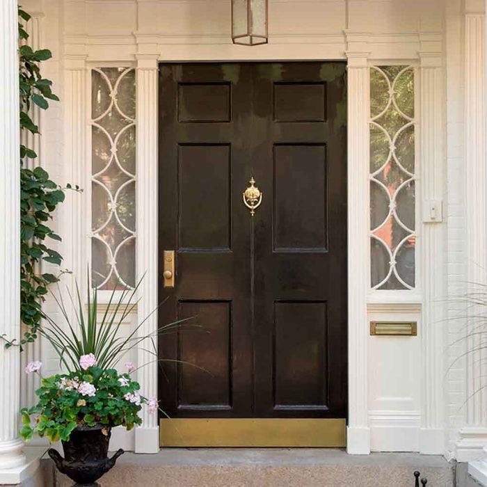 Install a Door Knocker