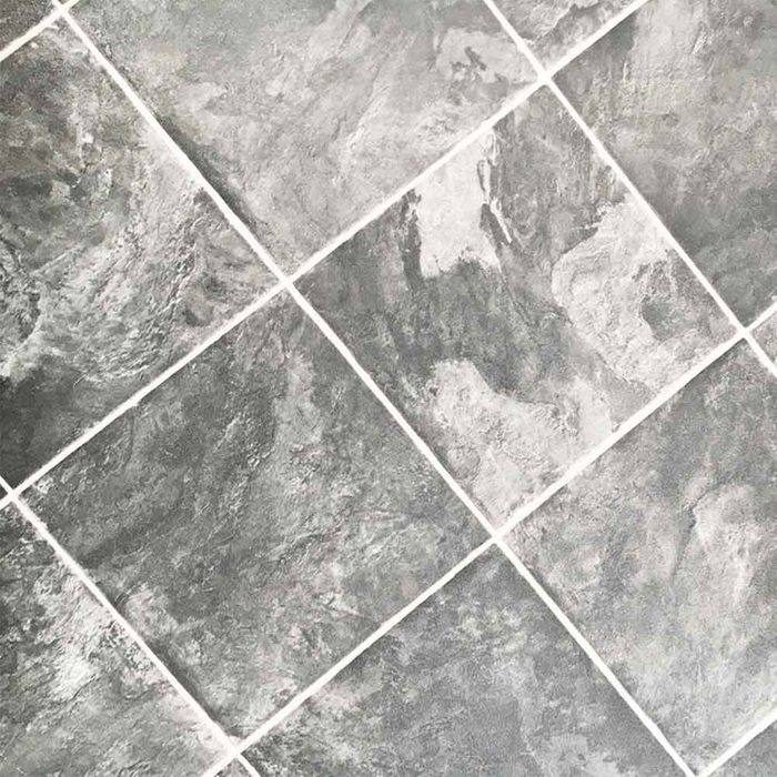 Replace Old Flooring With Vinyl Tiles