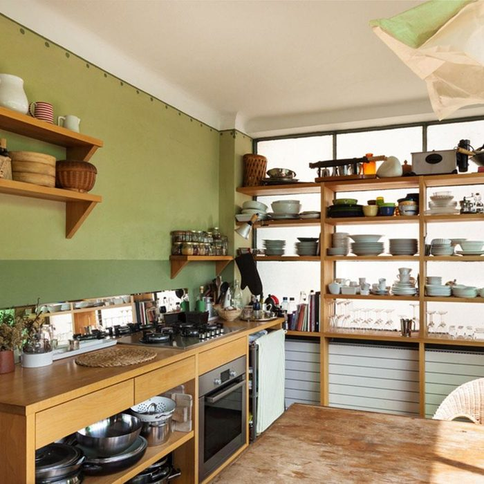 Kitchen Storage: Embrace the Openness