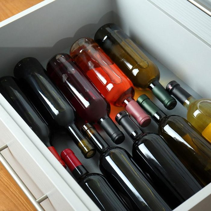 Wine Storage and Organization for Small Kitchens