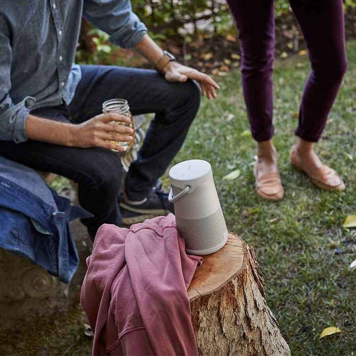 Backyard Speakers: Bose SoundLink Revolve+