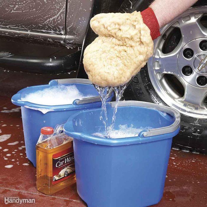 Dad's Deluxe Car Wash