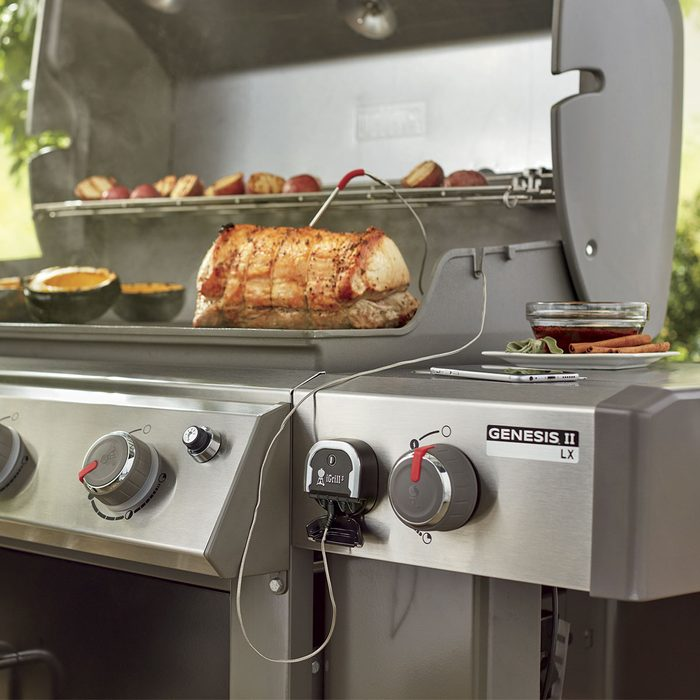 Clean and Cover Your Grill