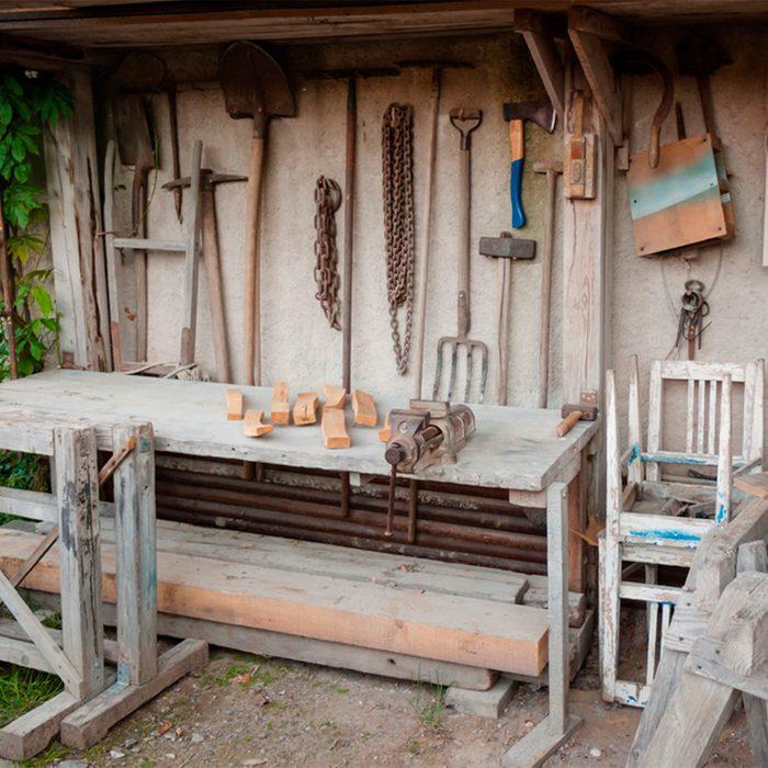Set Up Large, All-Purpose Hooks