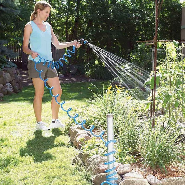 Weeding and watering tips