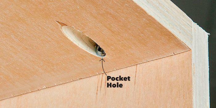 super-capacity tool cart pocket hole