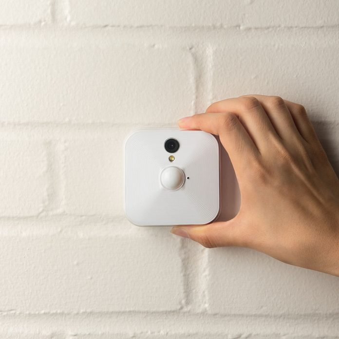 Blink security camera