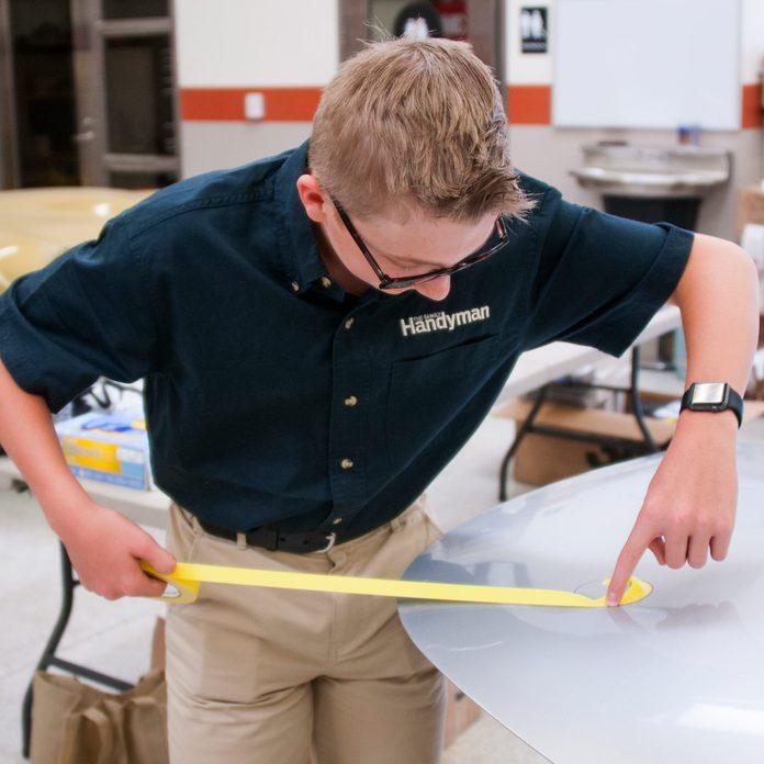 flexible automotive tape