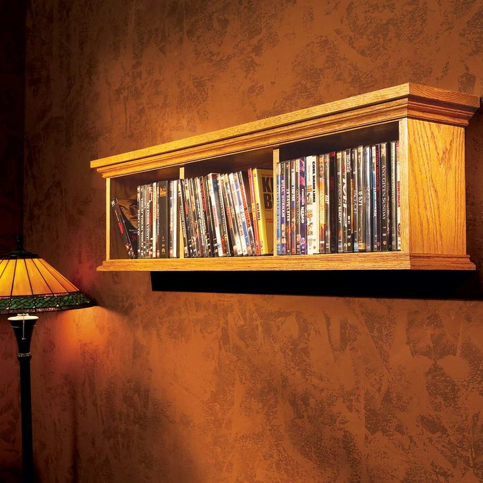 Wall Cabinet for Books