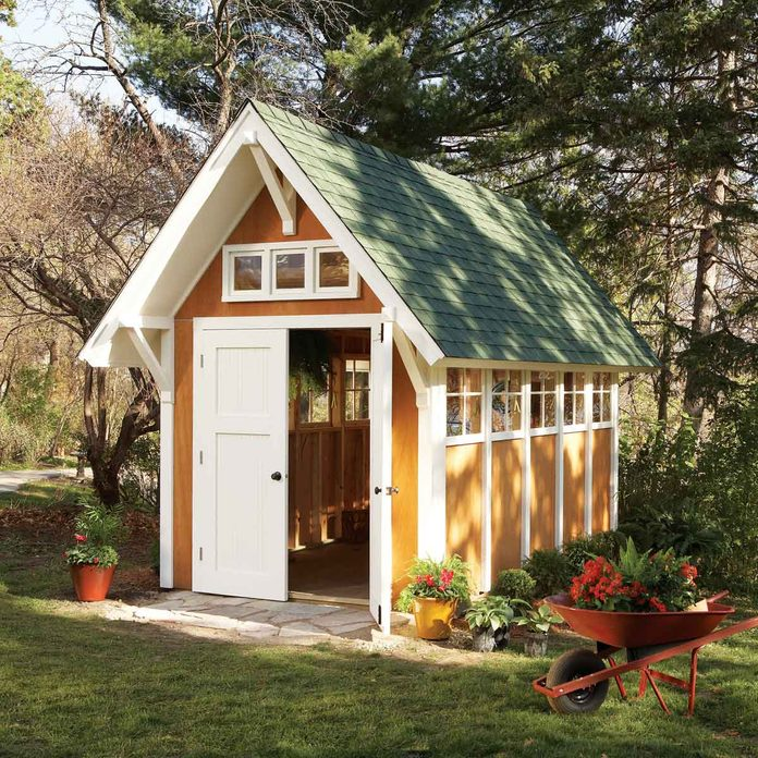 2008 shed