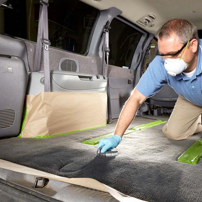 Carpet and Velour Colorant